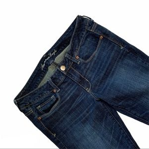 AMERICAN EAGLE OUTFITTERS stretch skinny kick
